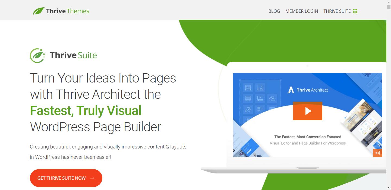 Thrive-Architect-OptimizePress Alternative
