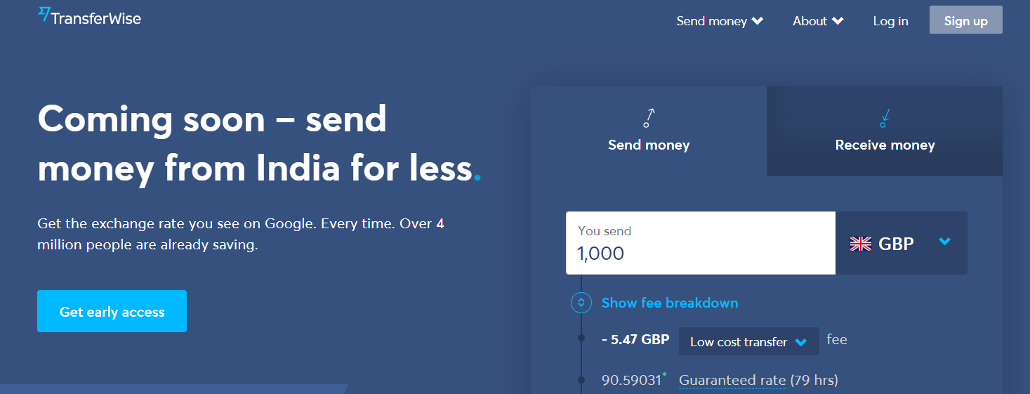 TransferWise Review- Transfer Money Online