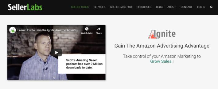Ignite- Amazon Seller Tools