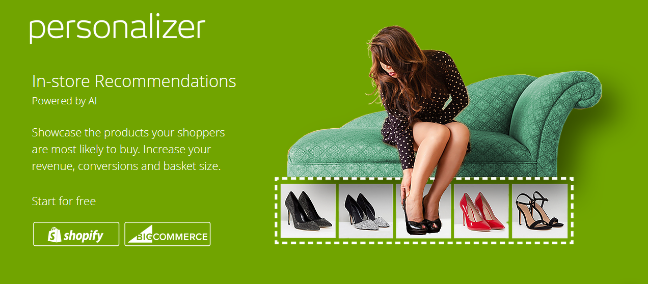 LimeSpot Personalizer coupons