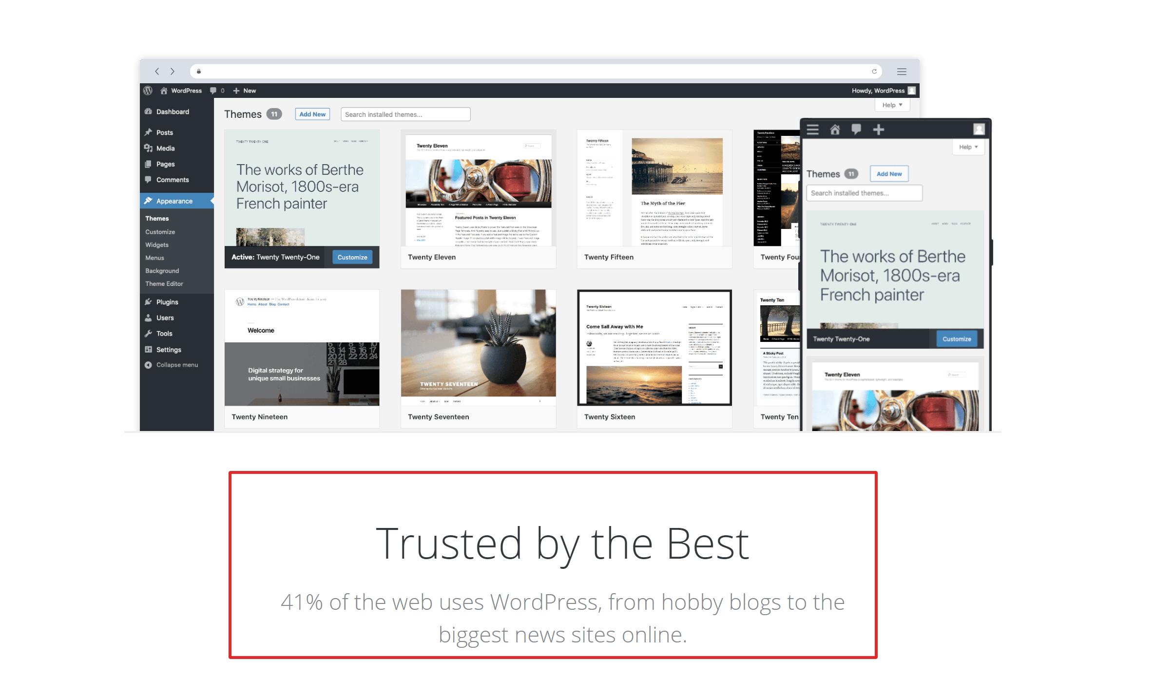 Wordpress org reviews