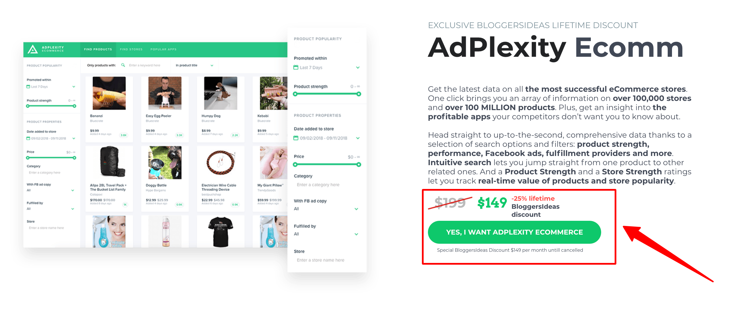 Adperiscope vs APdPlexity - AdPlexity Ecommerce Discount Offer- AdPlexity Ecommerce