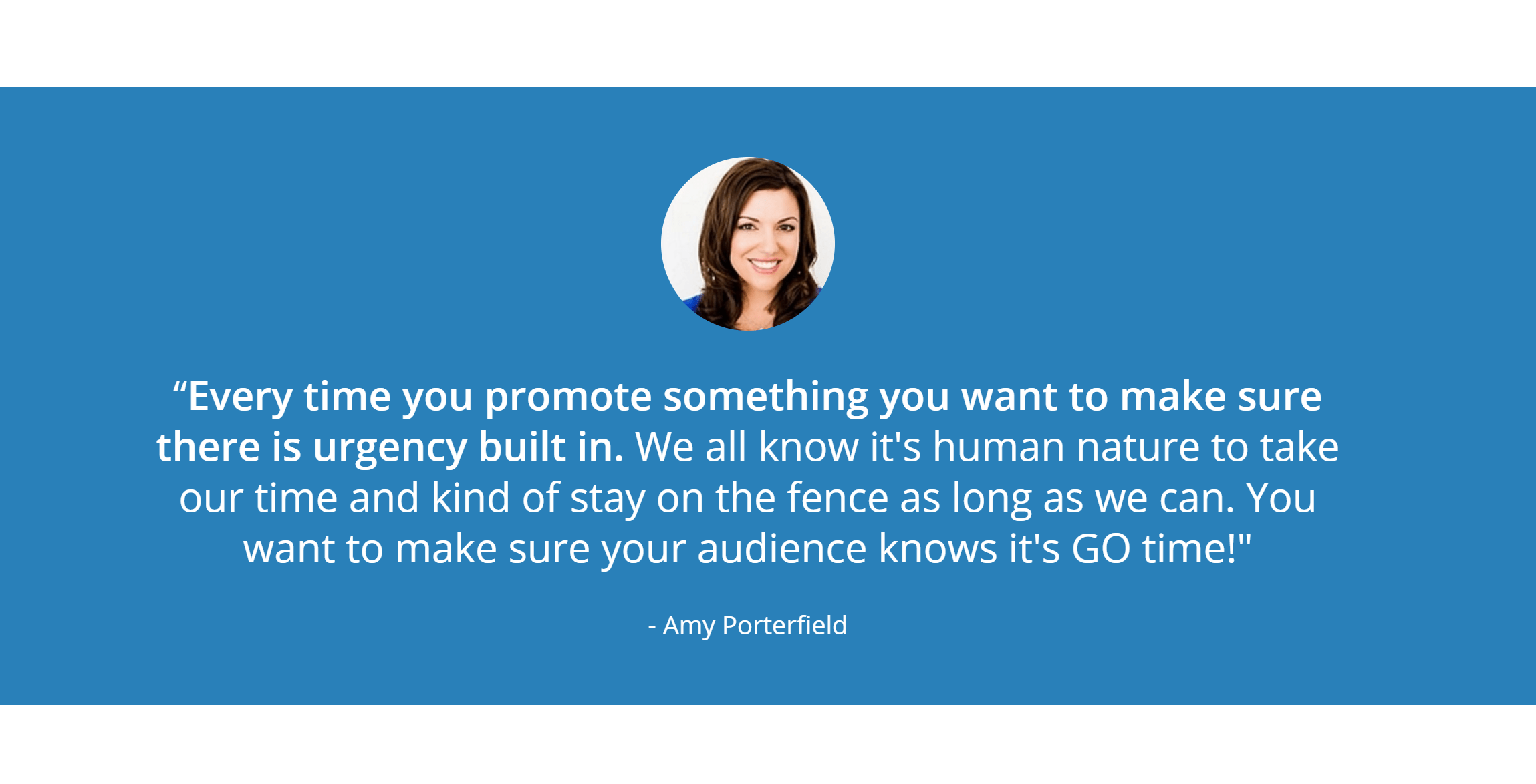 Amy porterfield thrive themes