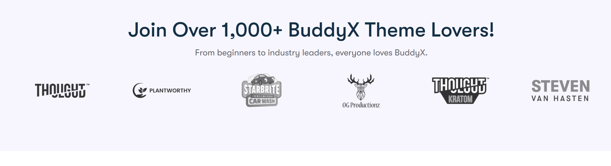 Buddyx Pro Theme