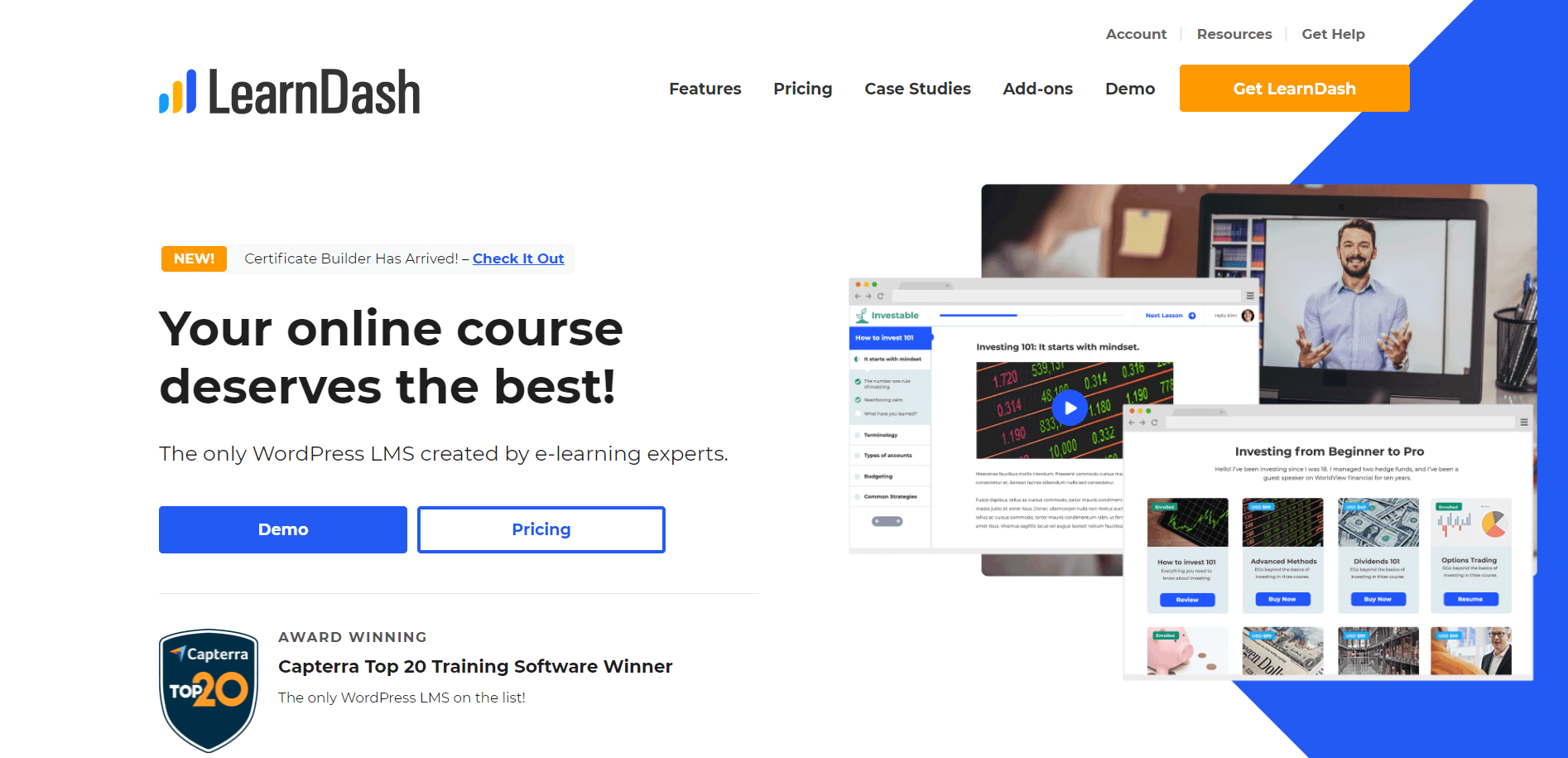 LearnDash course review
