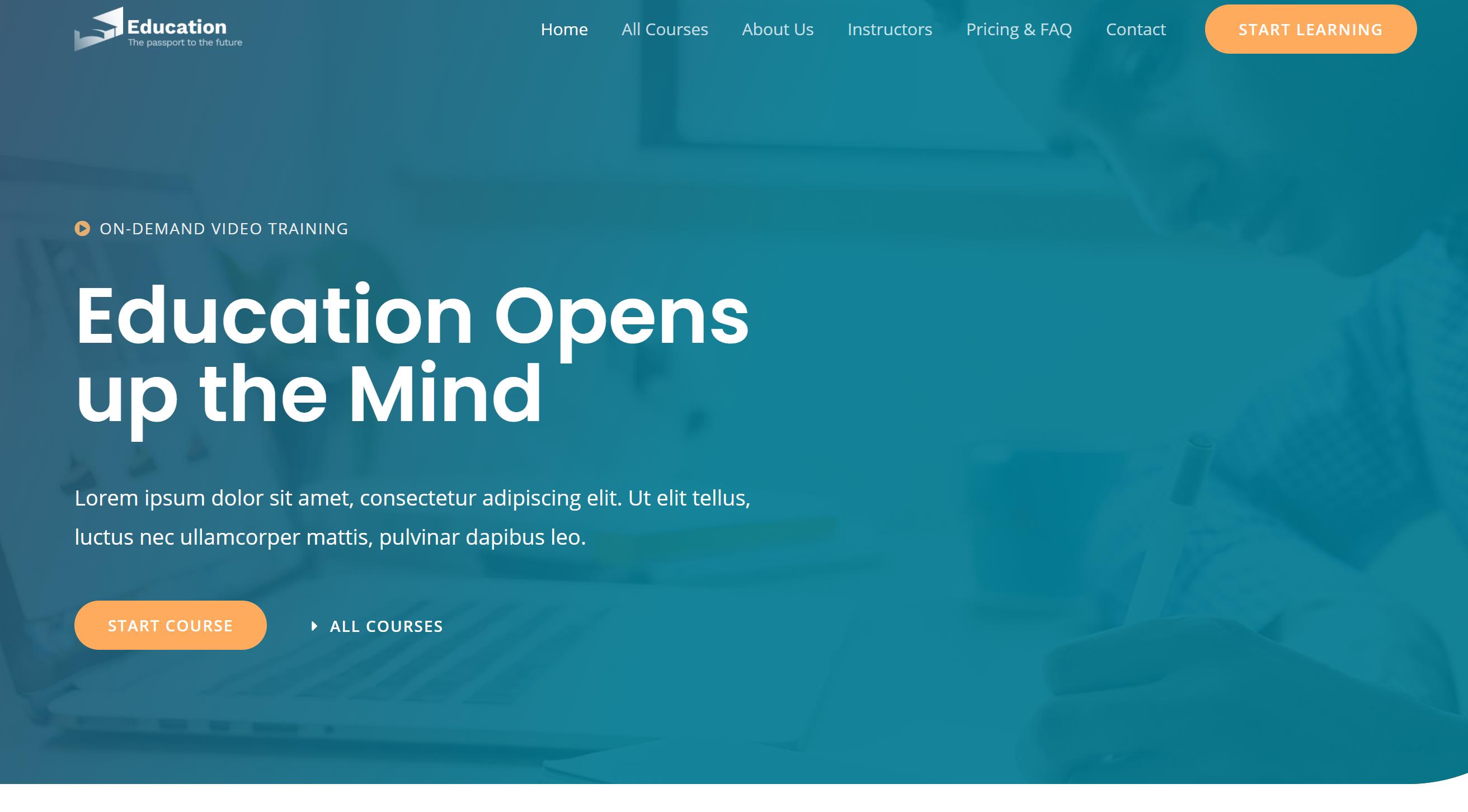 Learndash courses creation