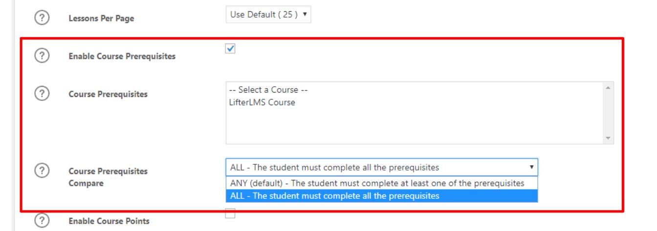 Lifter LMS course Learndash