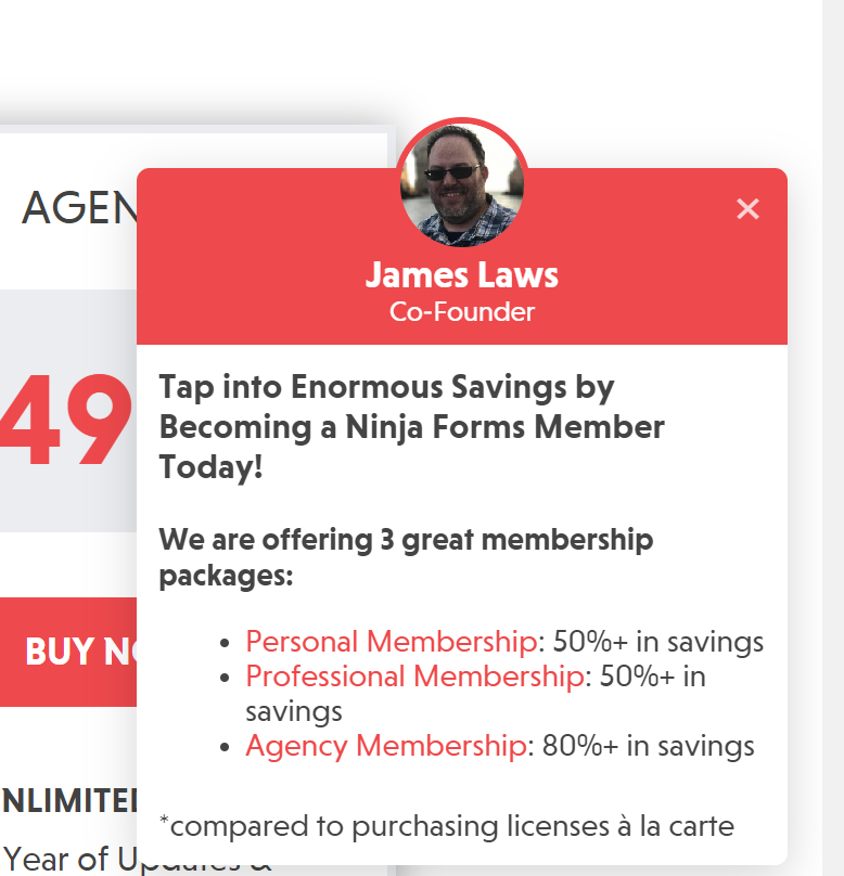 Ninja forms discount coupon codes