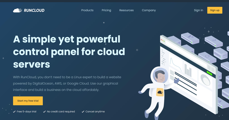 Runcloud hosting review