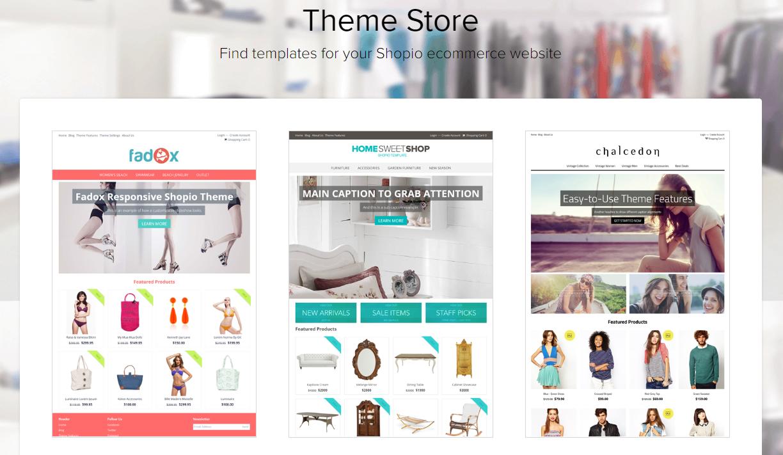Shopio Themes