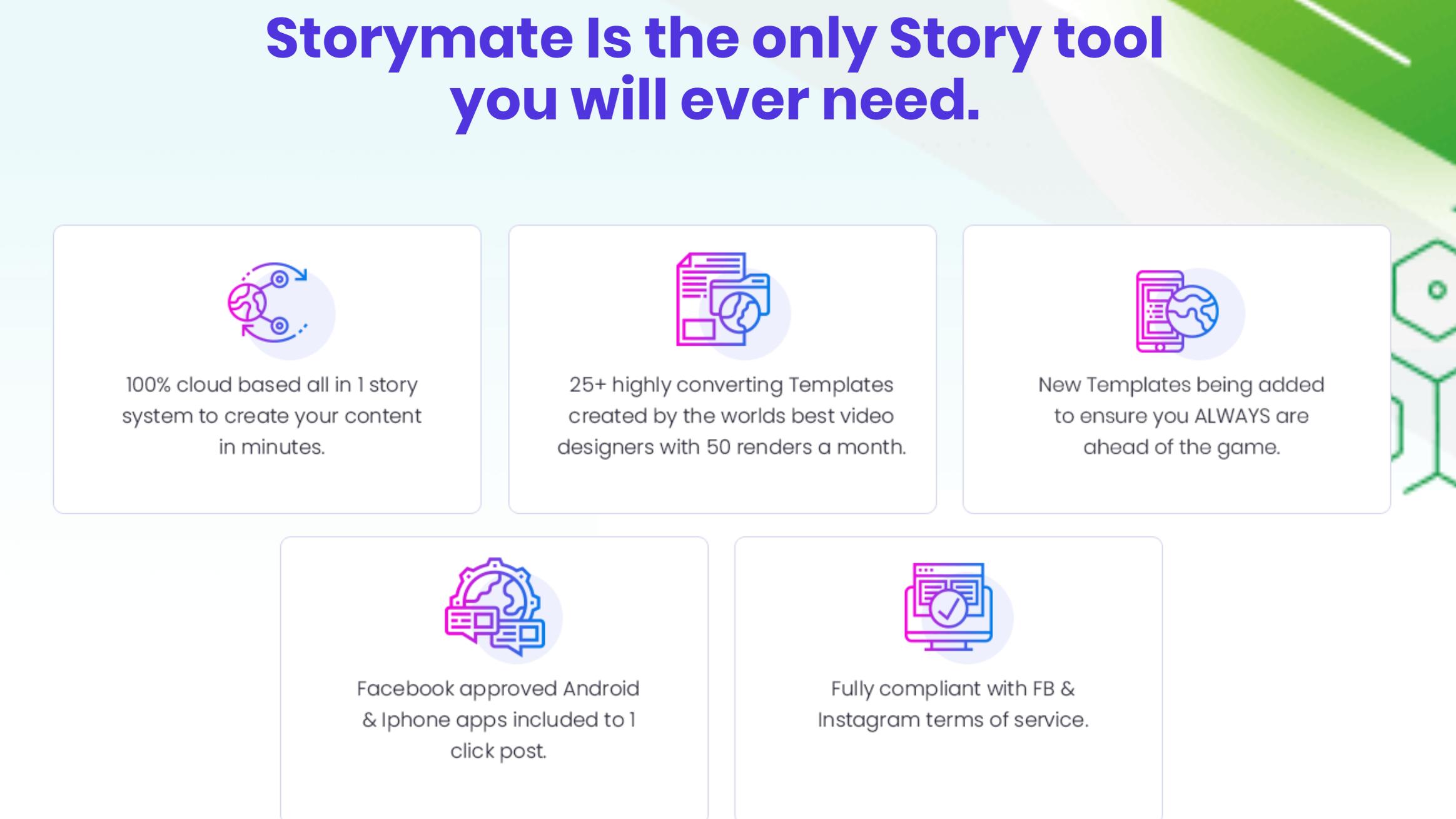 Storymate reviews discount coupon storymate bonuses