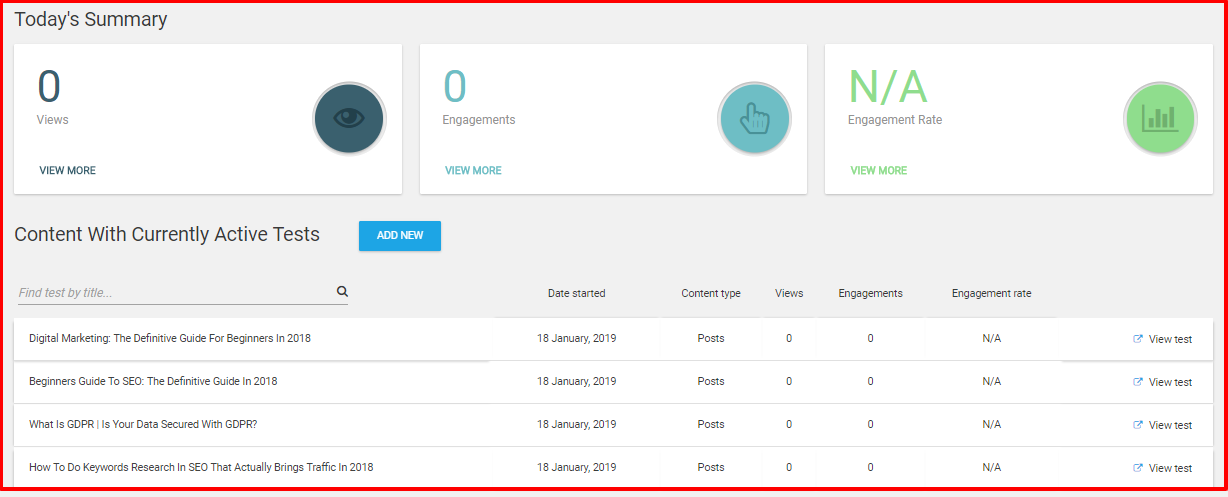 Thrive Headline Optimizer Review- See results