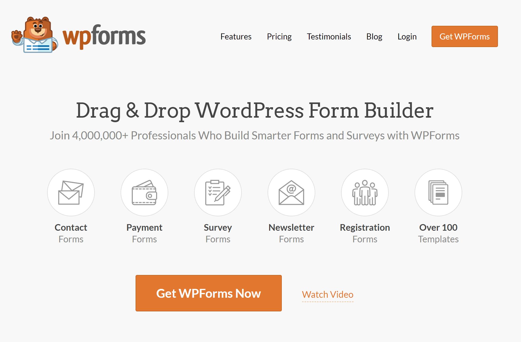 Wpforms reviews