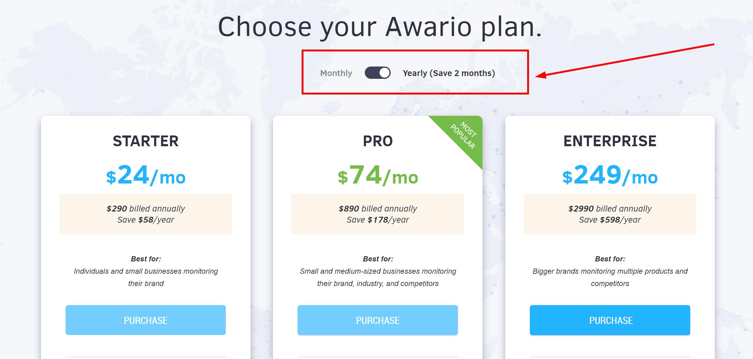 awario promo discount coupon code