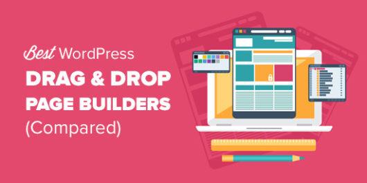 top 7 drag abd drop page builder