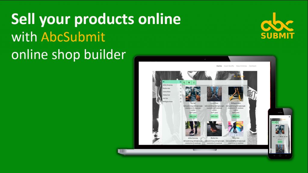 ABCSubmit ecommerce