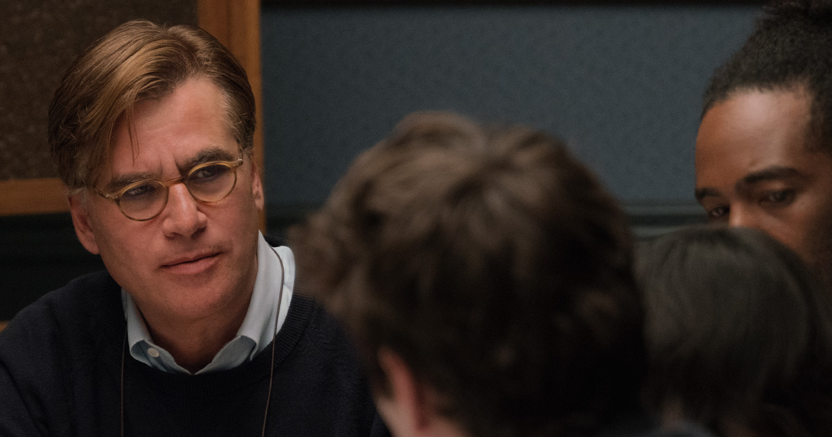 Aaron Sorkin masterclass lesson