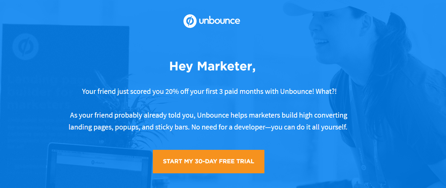 Best Conversion Rate Optimization Tools- Unbounce