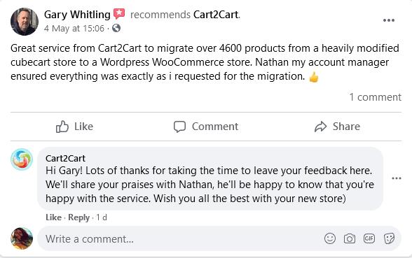 Cart2Cart-Facebook