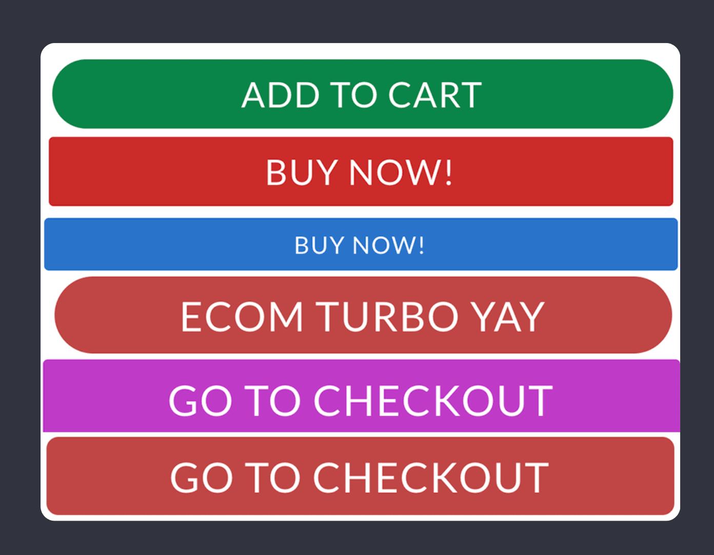 Ecomturbo sales