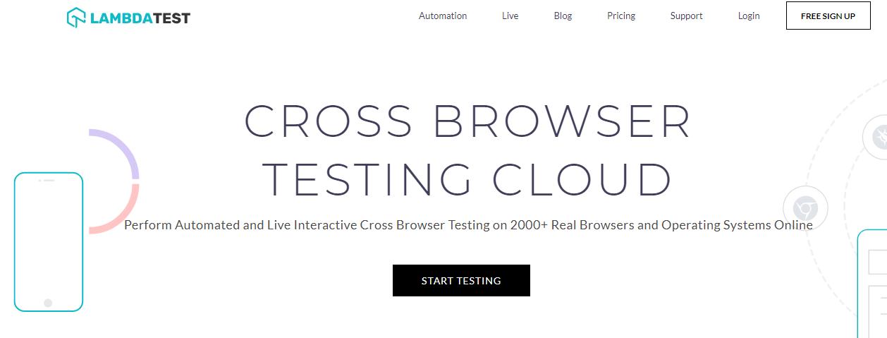 Lambda Test Review- Free Cross Browser Testing Tool