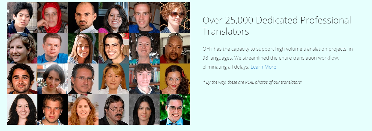 OHT Translators