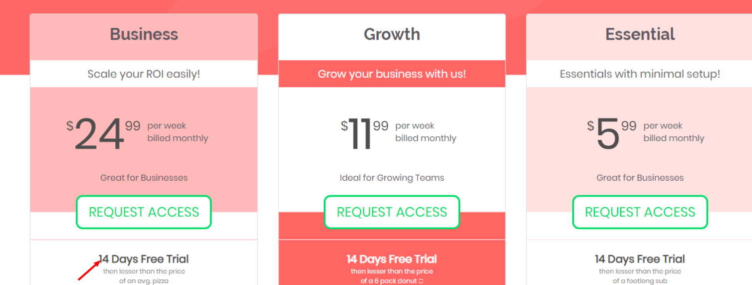UseProof Review With Alternatives In -let convert pricing