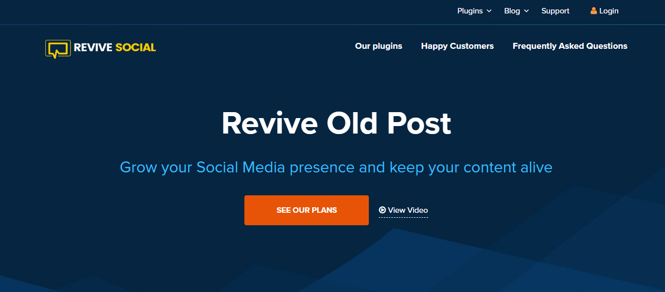 Revive Social Discount Promo Codes- Revive Old Post