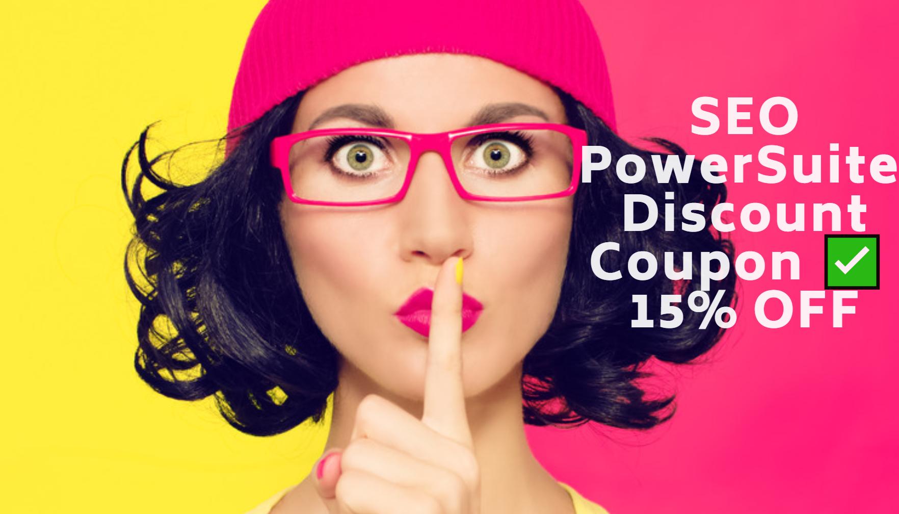 SEO PowerSuite Link Assistant Discount Coupon