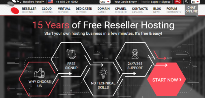 ResellerPanel Hosting Review-Reseller Hosting
