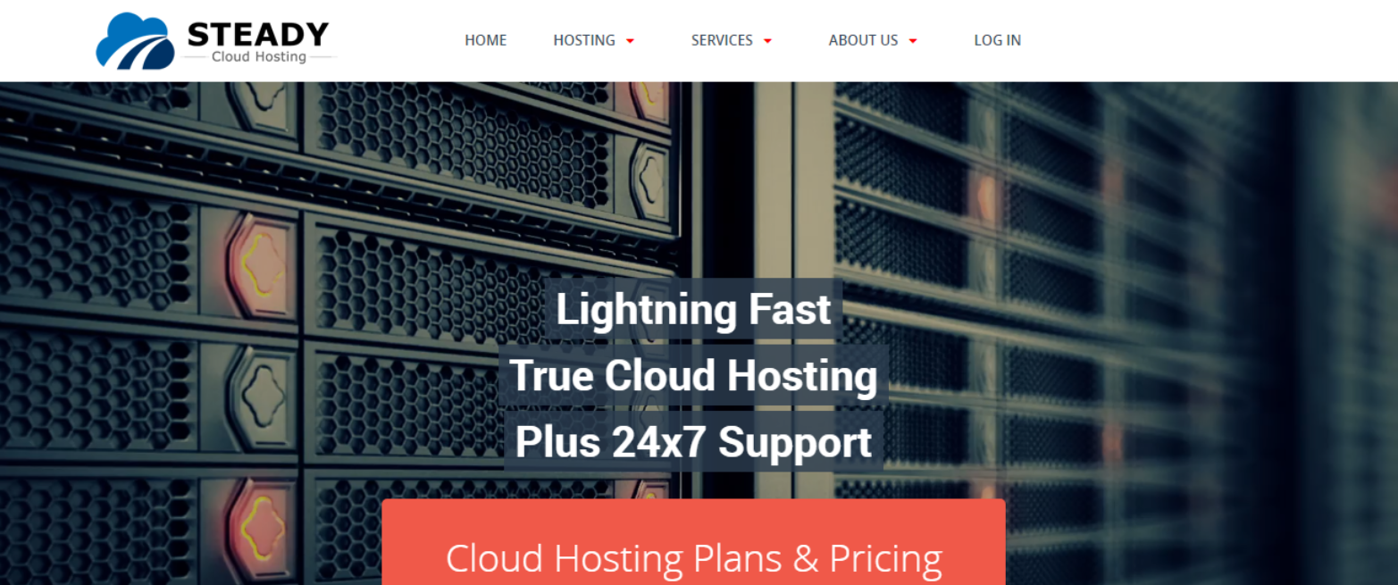 SteadyCloud Review-Steady cloud hosting