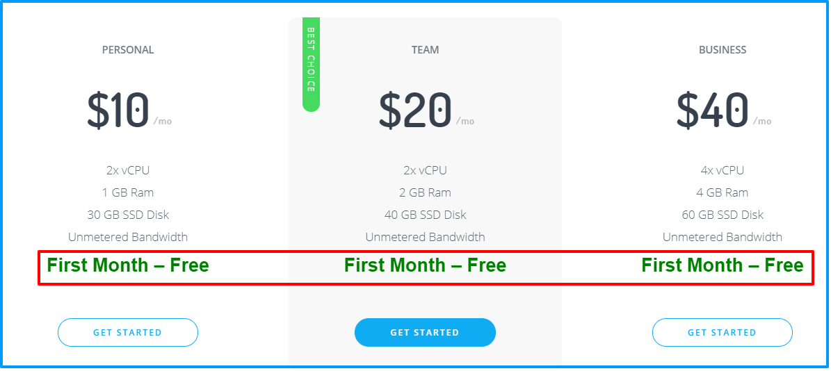 WooServers Review With Discount Coupon- Get Your First Month Free