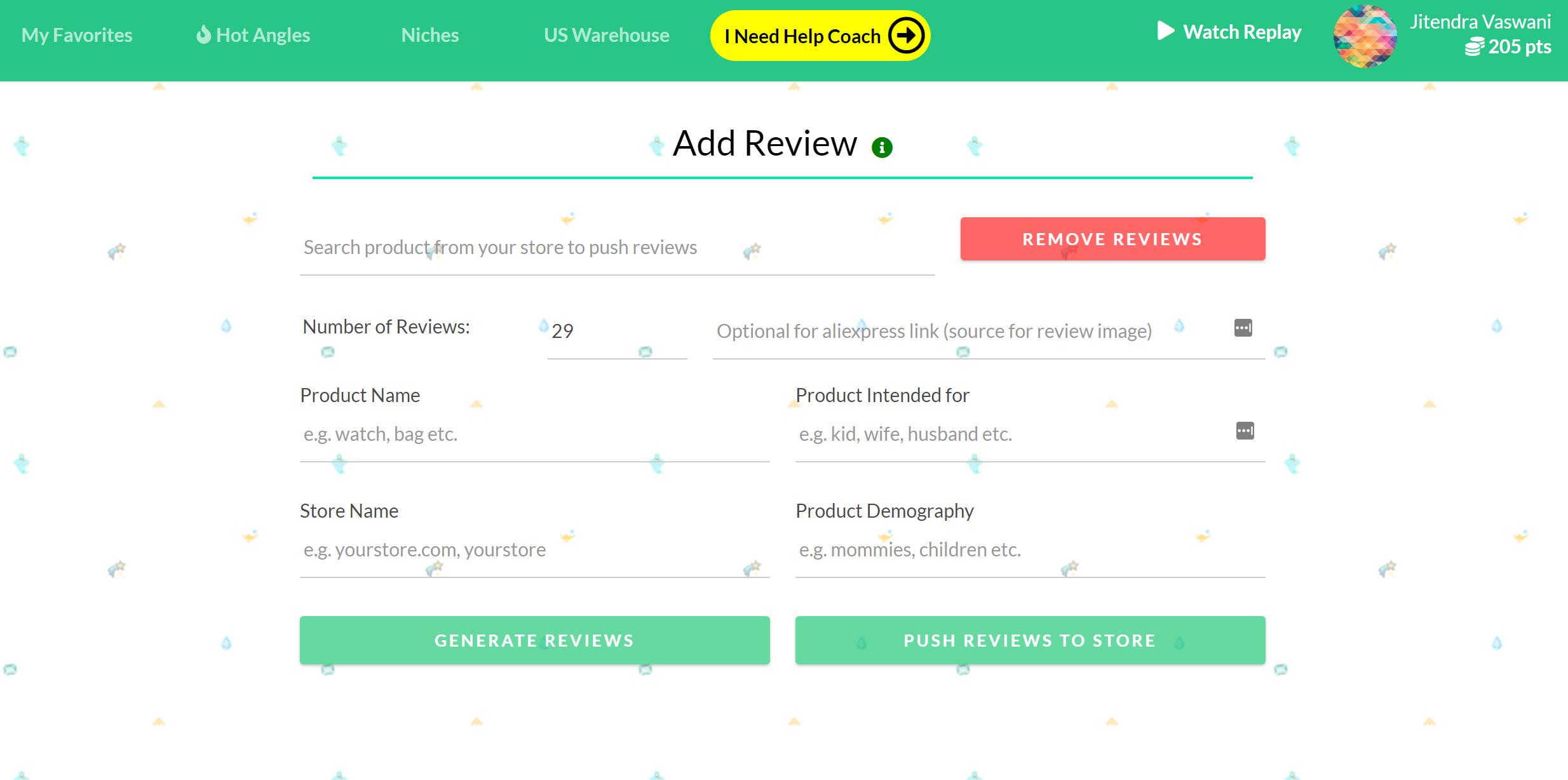 product list genie legit feature