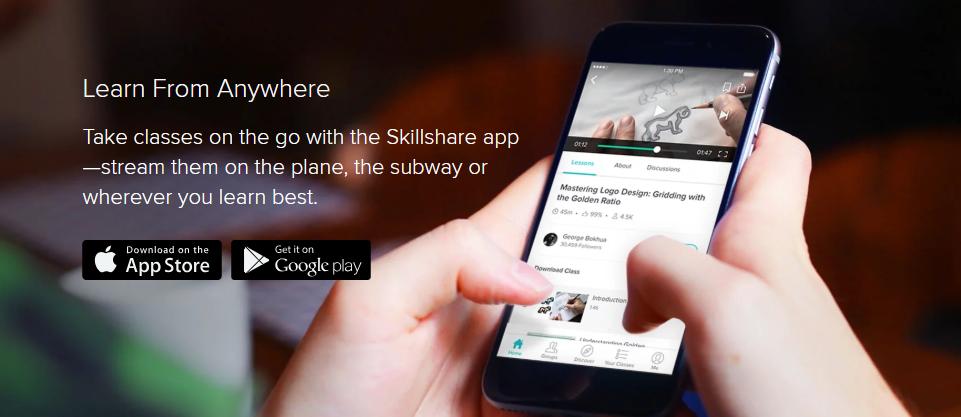 teachable alternatives- skillshare ease of use