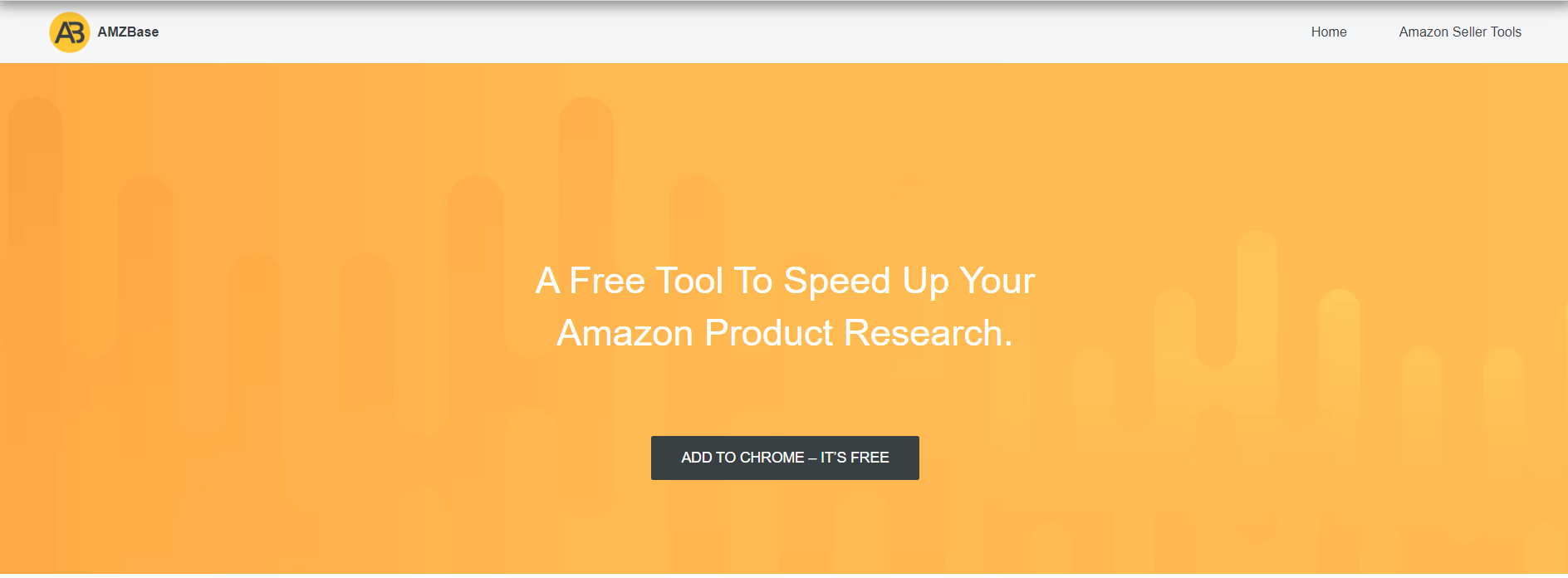 AMZBase – Free Amazon Product Research Assisting Tool