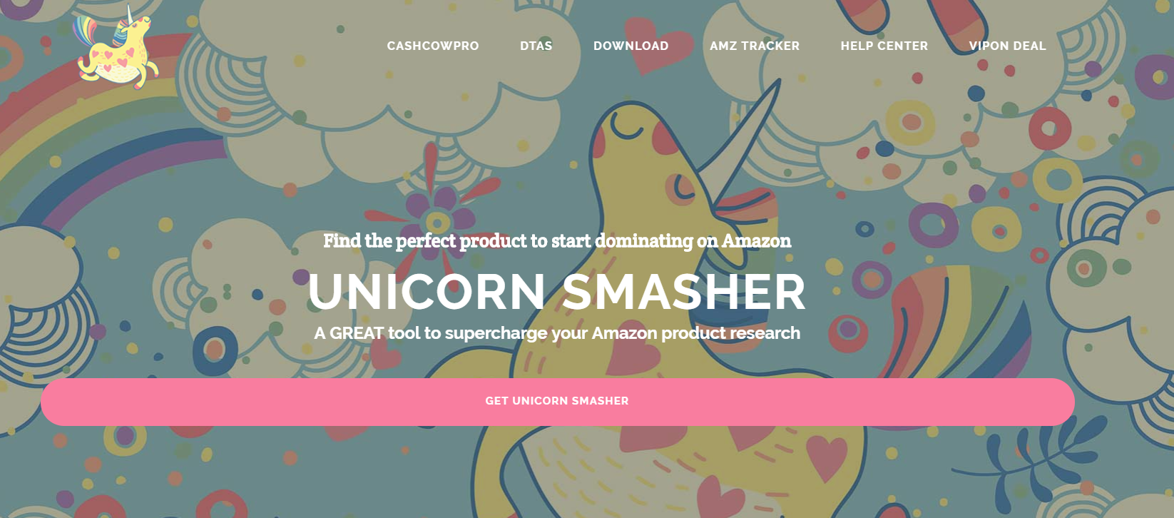 Best JungleScout Alternatives- Unicorn Smasher