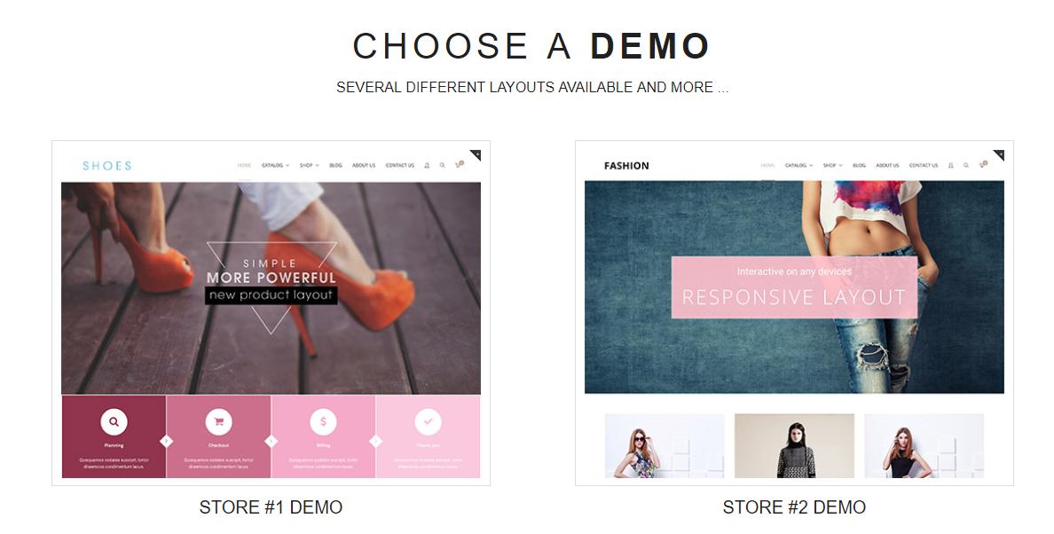 Best Shopify Theme- Fashion