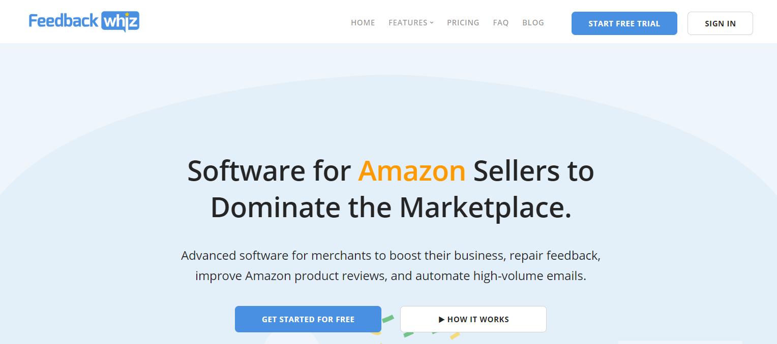 Feedbackwhiz- Amazon Seller Tools