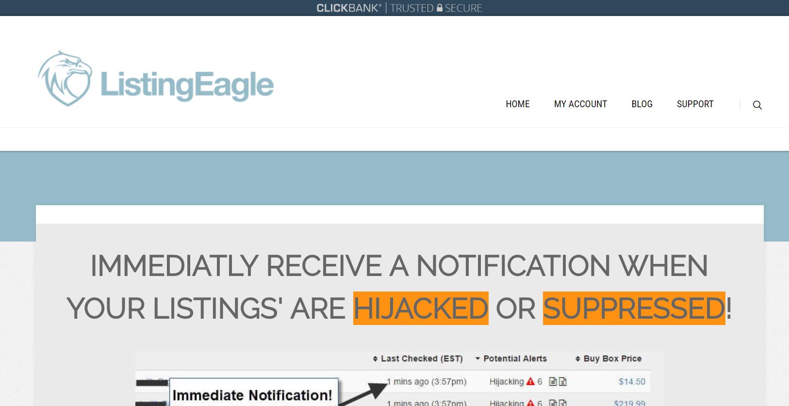 Listing Eagle- Amazon Seller Tools