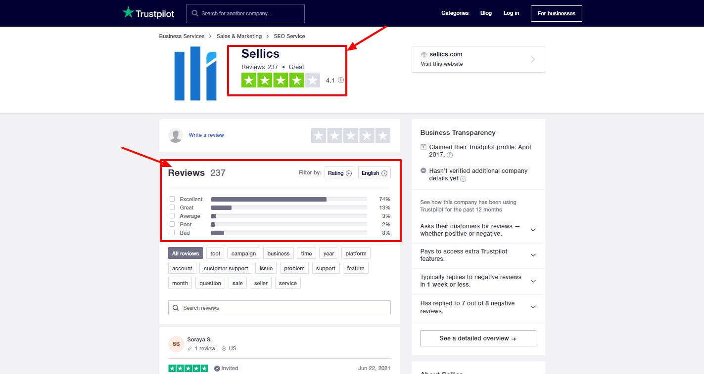 Sellics-Reviews-Reviews-of-sellics-com