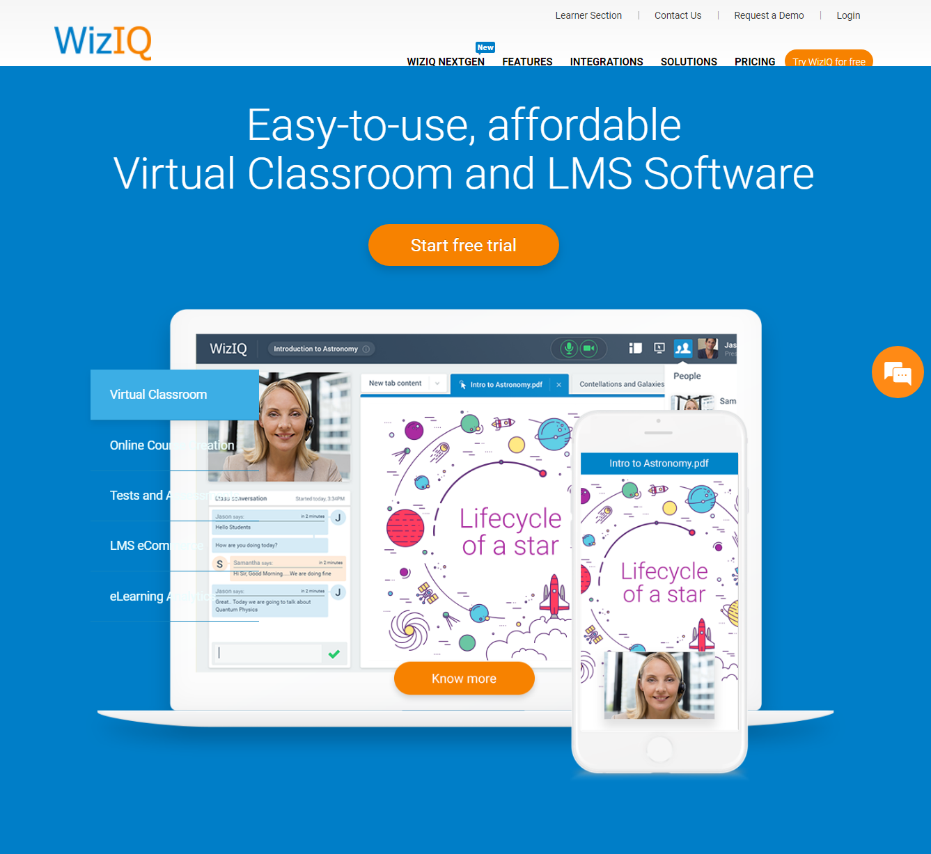 Wiziq Review with Discount Coupon -Wiziq