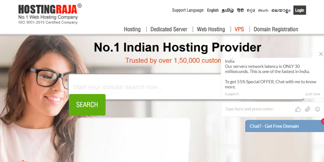 HostingRaja Discount Coupon Code-HostingRaja