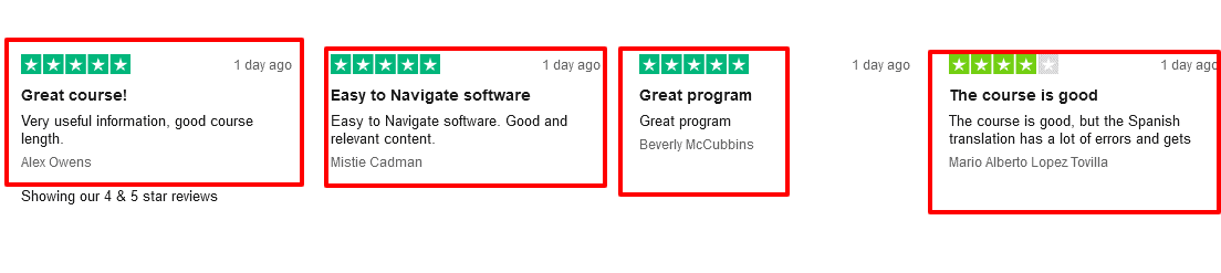 360training Reviews