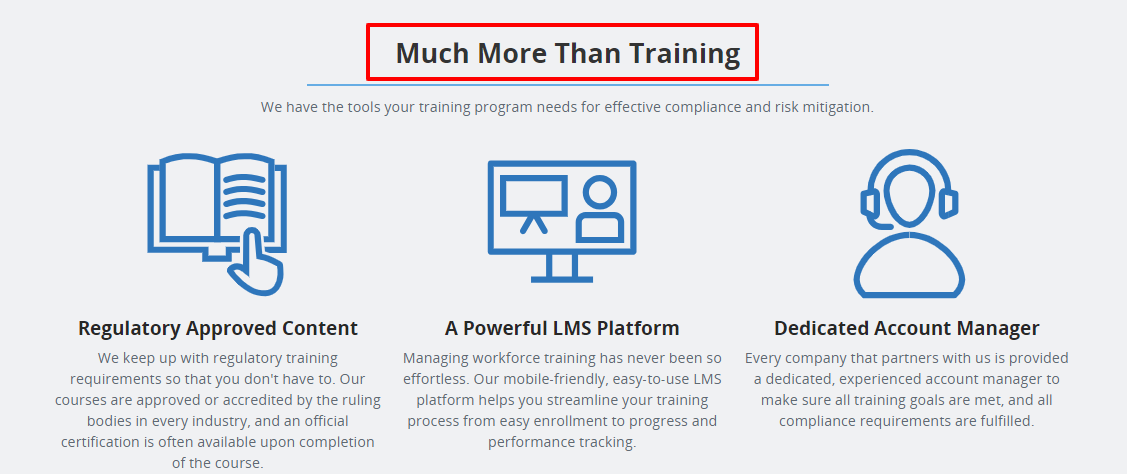 360training.com review -much more