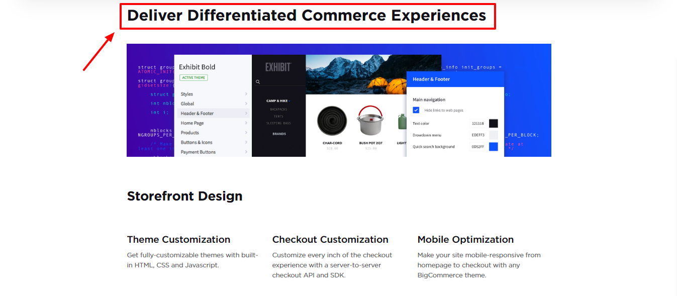 Best Ecommerce Platform -BigCommerce review deliver