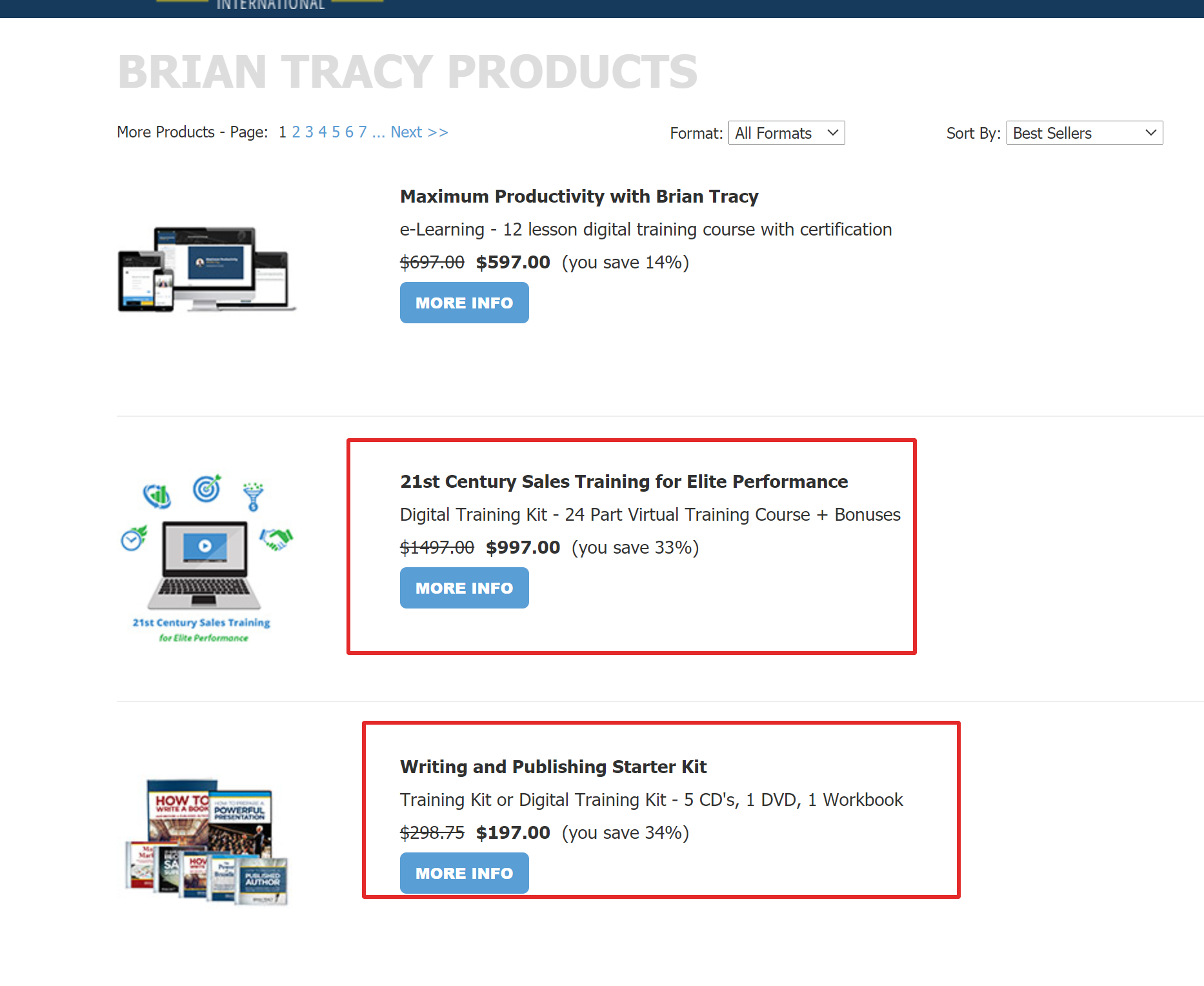 Brian Tracy official coupons