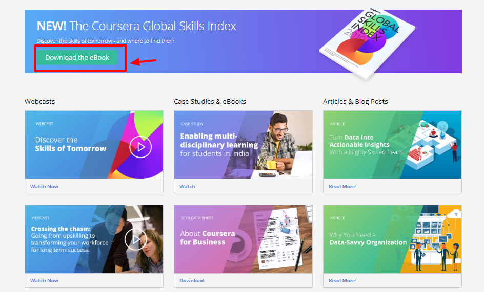 Coursera education review - book