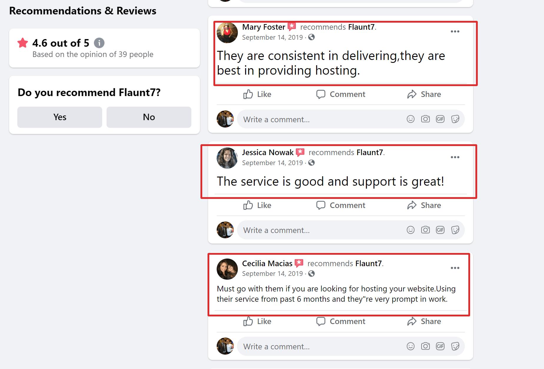 Flaunt7 Best DMCA ignored hosting