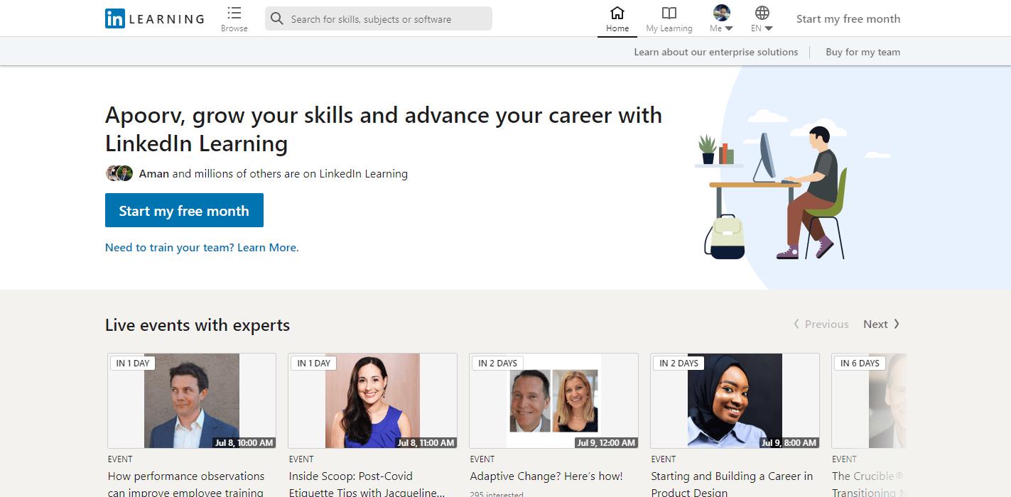LinkedIn-Learning-Online-Courses-360training alternative