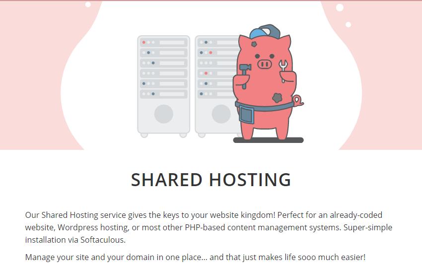 Porkbun review- hosting
